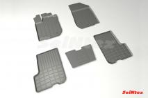 Резиновые коврики Стандарт для Renault Logan II